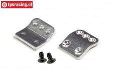 FG1056/08 Alloy body mount support, 2 pcs