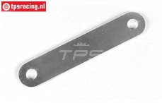 FG1113/01 Alloy battery strip L108 mm, 1 pc.