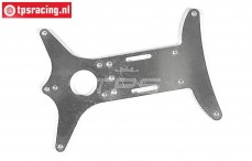 FG1183 Alloy front axle plate 1/5 Competition, 1 pc.
