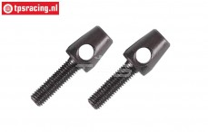 FG1071/03 Stabilizer mount, Ø4-M5, 2 pcs.