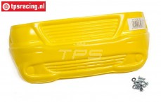 FG23110/02, Body front WB535, Monster/Stadium/Street, Yellow, 1 pc.