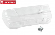 FG26100/02 Body Front Monster/Stadium/Street, White, 1 pc.