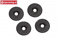 FG3024 Plastic disks, 4 st.