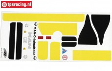 FG3076/01 Decals MAN Truck, Set