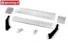 FG4152 Rear wing Audi A4 DTM Clear, Set