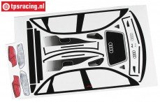 FG4153/01 Decals Audi A4 DTM, Set