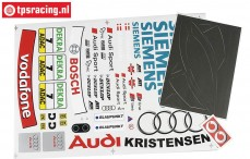 FG4153 Team Decals Audi A4 Siemens, Set