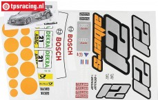 FG4156 Team Decals Audi A4 Albers, Set