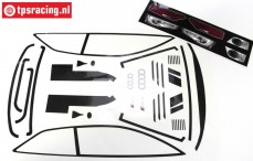 FG4163/01 Audi RS5 Ultra Decals, Set