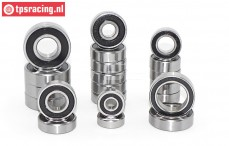 TPS0306 Ball bearing FG 4WD On-Road, 25 pcs.