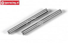 FG4511 Titanium Wishbone pin, (Ø6-L65 mm), 2 pcs.