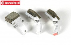 FG4418/01 Clutch shoe FG, (Ø53 mm), 3 pcs.