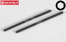 Headless Pin FG, (M4-L80 mm), 2 pcs