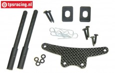 FG4483 Tuning body support front 1/5, Set