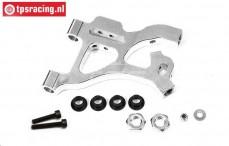 FG4491 Aluminium wishbone rear lower 1/5-1/6, 1 pc.