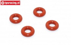 FG4493/08 Shock O-ring Ø6 mm, 4 pcs.