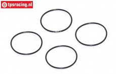 FG4493/09 Shock O-ring Ø26 mm, 4 pcs.