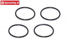 FG4493/11 Shock O-ring Ø27 mm, 4 pcs.