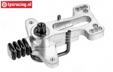 FG4493 Aluminium servo-saver 2WD complete, Set
