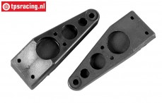 FG5013 Roll cage Support, L84 mm, 2 pcs.