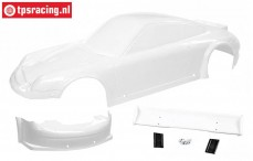 FG5170/05 Body Porsche GT3-RSR Transparant, Set