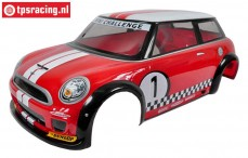 FG5179 Body MINI Cooper painted Red, Set
