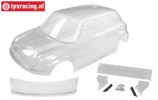 FG5180 Body MINI Cooper Transparant, Set