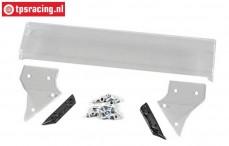 FG5183 Rear wing MINI Cooper Clear, Set