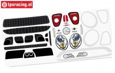 FG5185/01 Decals MINI Cooper, Set