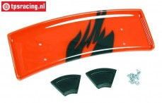 FG54140/02 Rear Spoiler Beetle Buggy WB535 Painted, 1 pc