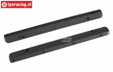 FG6011 Body mount stripes Marder, 2 pcs.