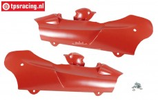 FG60120/01 Body Baja Buggy 2WD Red, Set