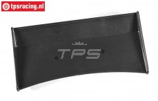 FG60130/02 Rear Wing 1/6 Black, 1 pc.