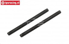 FG6026/01 Threaded Rod M4-L51 mm, 2 pcs.