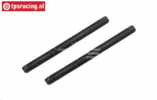FG6026 Threaded Rod M4-L43 mm, 2 pcs.