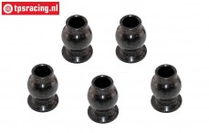 FG6027/06 Steel ball Ø3-Ø6-H8 mm, 5 pcs