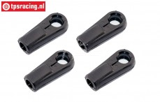 FG6029/08 Ball-and-Socket M8-Ø10 mm, 4 pcs.