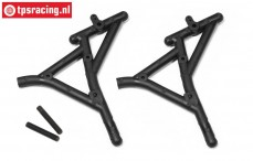 TPS6033 Rear Wing support, (FG6033), 2 pcs.