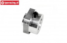 FG6042/01 Alloy brake square, 1 pc.