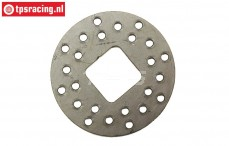 FG6044/05 Steel brake disk Ø52 mm, 1 pc