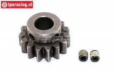FG6047 Steel gear 15T narrow, 1 pc.