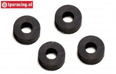 FG6051 Gear damping rubber, 4 pcs.