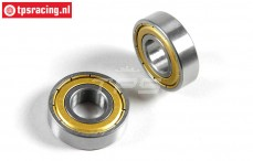 FG6063/05 Ball Bearing FG, (Ø12-Ø28-H8 mm), 2 pcs.