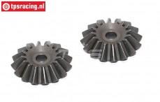 FG6067 Differential bevel gear B, 2 pcs