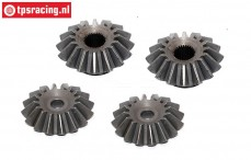 FG6070 Differential gears reinforced Ø26-B12,5 mm, Set