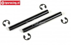 FG6075 Wishbone pin Ø6-L65 mm, 2 pcs.
