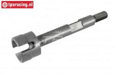 FG6079 Wheel axle rear Pin-drive M6-L74 mm, 1 pc