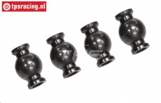 FG6081 Steel ball, 4 pcs