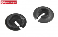 FG6092 Shock spring plate Ø20 mm, 2 pcs.