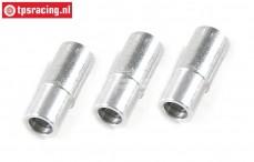 FG6137/01 Spacer tubes 1/6, 3 pcs.